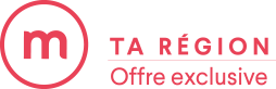 M ta région - Official partners of Parc de la Gorge de Coaticook
