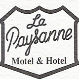 Môtel La Paysanne - Hosting and restaurants partners of Parc de la Gorge de Coaticook