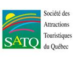 Société des Attractions Touristiques du Québec - Official partners of Parc de la Gorge de Coaticook
