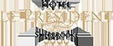 Hôtel Le Président - Hosting and restaurants partners of Parc de la Gorge de Coaticook