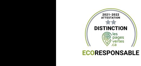 Certificate of excellence TripAdvisor Canada - Parc de la Gorge de Coaticook